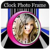 MyClock Picture Photo Frame icon