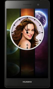 MyClock Picture Photo Frame poster
