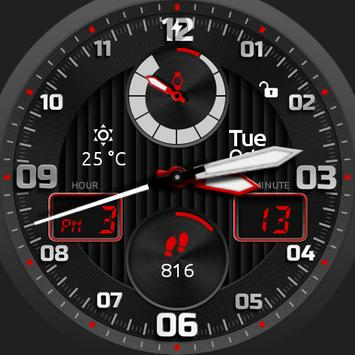 Watch Face Valiant screenshot 10