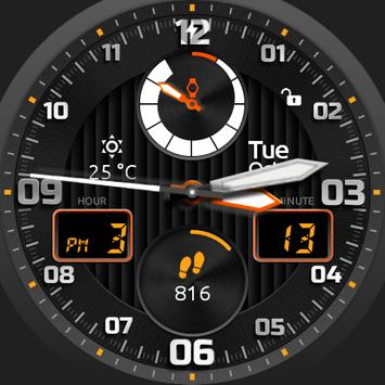 Watch Face Valiant screenshot 11