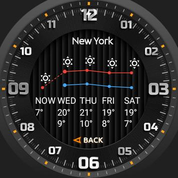 Watch Face Valiant screenshot 12