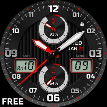 Watch Face Valiant screenshot 7