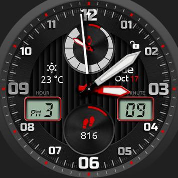 Watch Face Valiant screenshot 8
