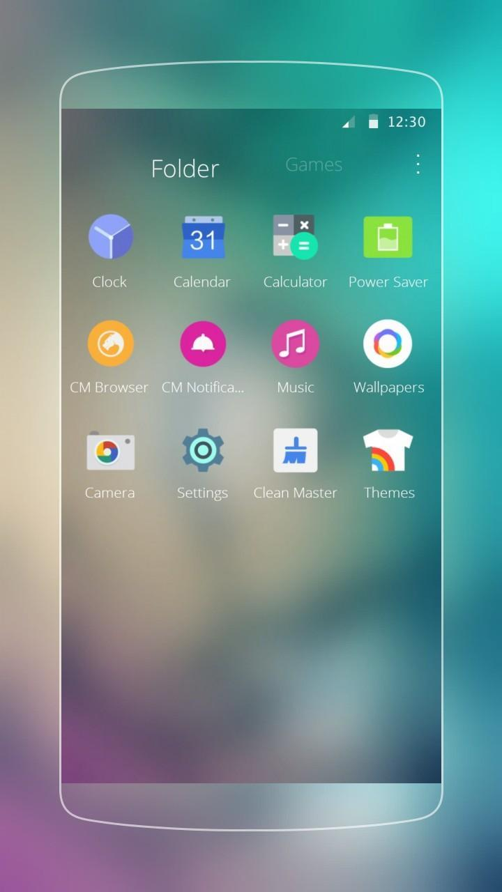Water Heart Samsung Theme for Android - APK Download