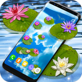 Water Lily Live Wallpaper icon