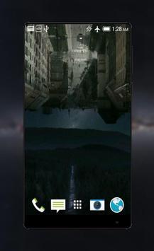 Inverted World Wallpaper apk screenshot