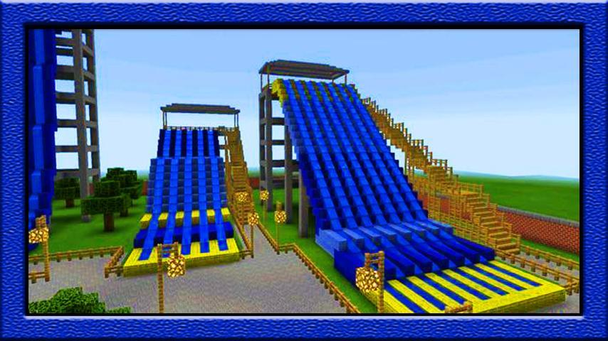 Water park mod for minecraft for Android APK Download