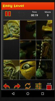 Wayang Puzzle screenshot 7