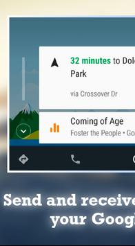 Guide for Android Auto Maps GPS- Android Auto tips screenshot 2
