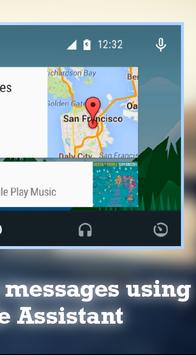Guide for Android Auto Maps GPS- Android Auto tips screenshot 3