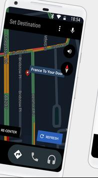 Guide for Android Auto Maps app screenshot 19