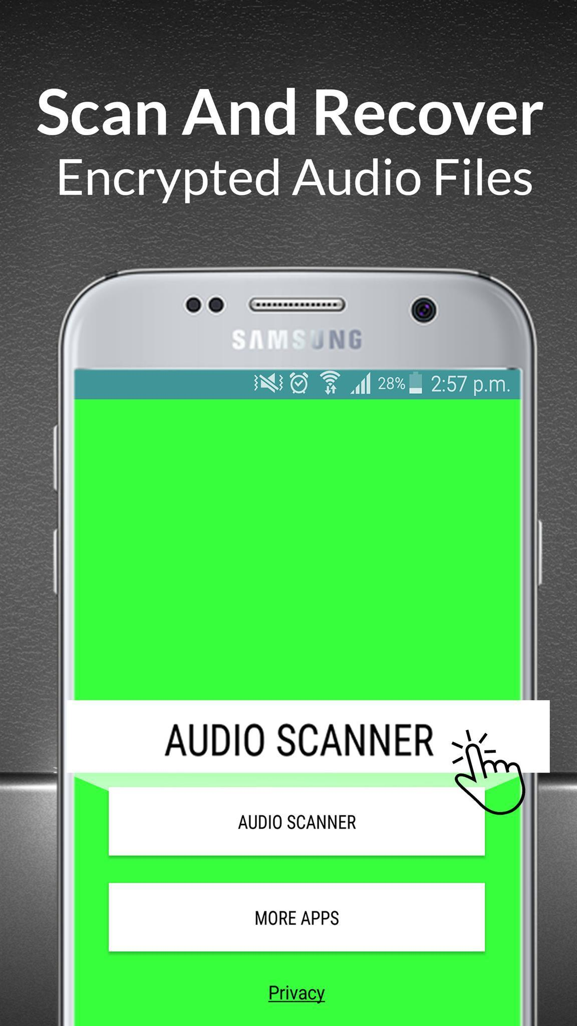 Recover Audio Files for Android - APK Download