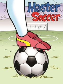 Master Soccer poster