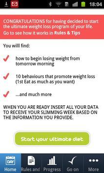 My Easy Diet – Weight Loss app apk screenshot
