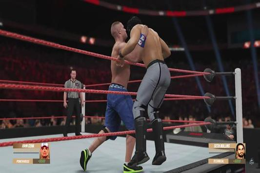Guide WWE 2k17 apk screenshot