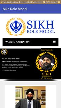 Sikh Role Model poster