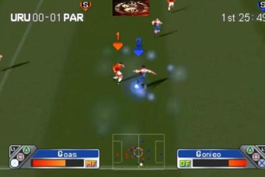 Cara mudah download + instal game super shot soccer epsxe android.