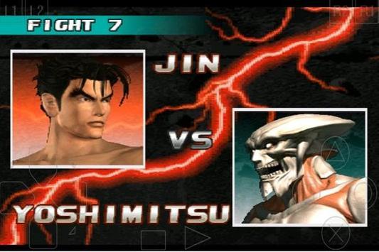 Trick Tekken 3 screenshot 5