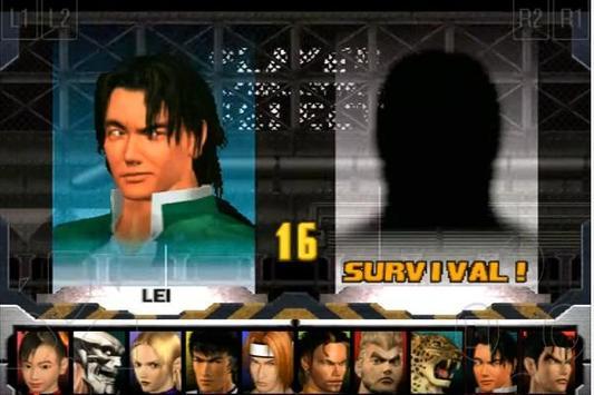 Trick Tekken 3 poster