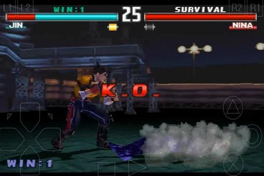 Trick Tekken 3 screenshot 1