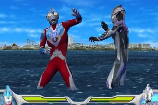 Guide Ultraman Ginga S poster
