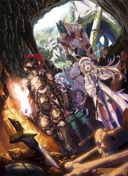 Wallpaper Goblin Slayer poster