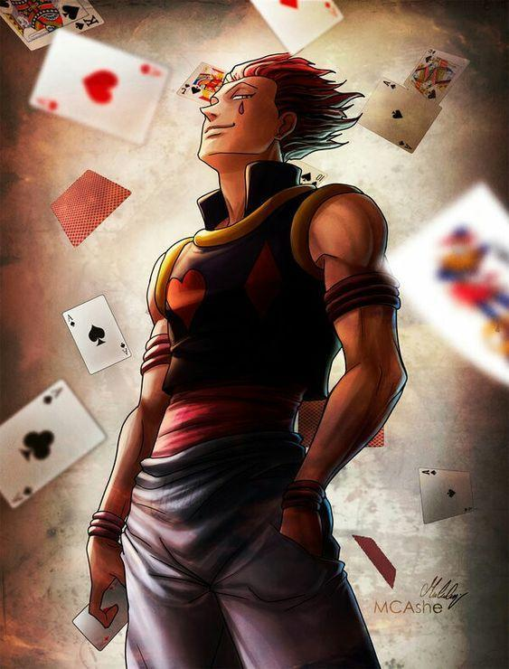 Wallpapers Hisoka Morrow For Android Apk Download