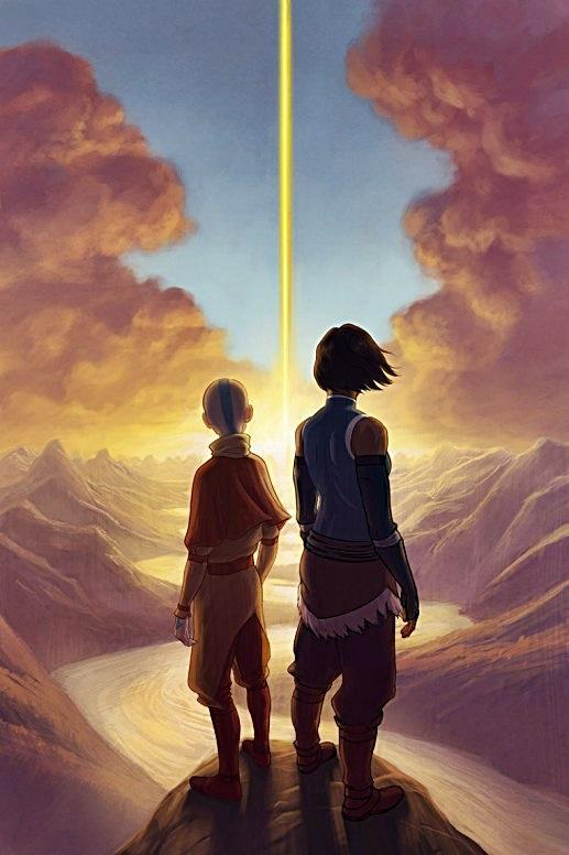 aang and Korra Wallpaper for Android - APK Download
