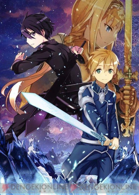 Wallpapers Sao Alicization For Android Apk Download