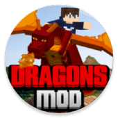 Dragons Mod for Minecraft PE icon
