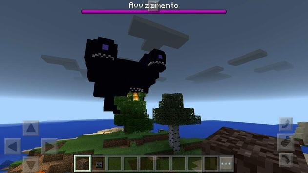 Wither Storm for Minecraft PE poster
