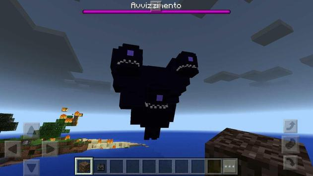Wither Storm for Minecraft PE apk screenshot