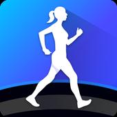 المشي لخسارة الوزن - متتبّع المشي أيقونة