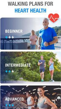 المشي لخسارة الوزن - متتبّع المشي تصوير الشاشة 1