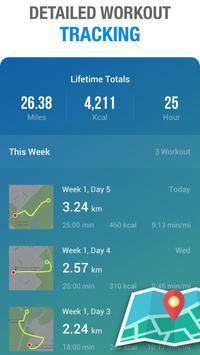 المشي لخسارة الوزن - متتبّع المشي تصوير الشاشة 4