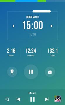 المشي لخسارة الوزن - متتبّع المشي تصوير الشاشة 8