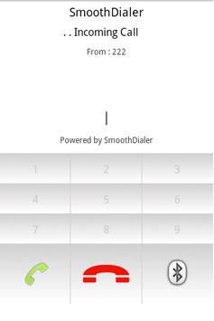 SmoothDialer For SocialPack apk screenshot