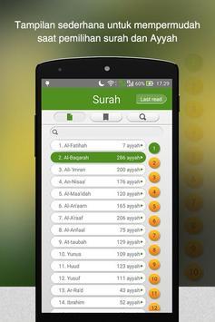 Quran Colored Tajweed screenshot 1