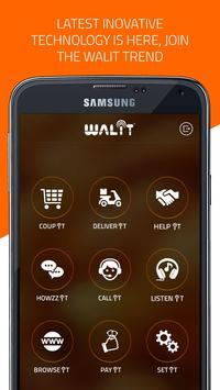 WalitApp poster
