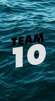 Team 10 Wallpapers HD screenshot 2