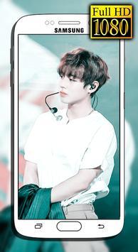 wanna one wallpapers Kpop HD screenshot 9