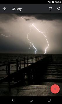 Thunderstorm Wallpaper screenshot 5