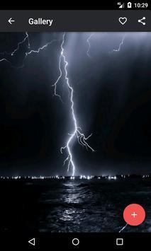 Thunderstorm Wallpaper screenshot 6