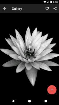 Black and White Wallpaper screenshot 2