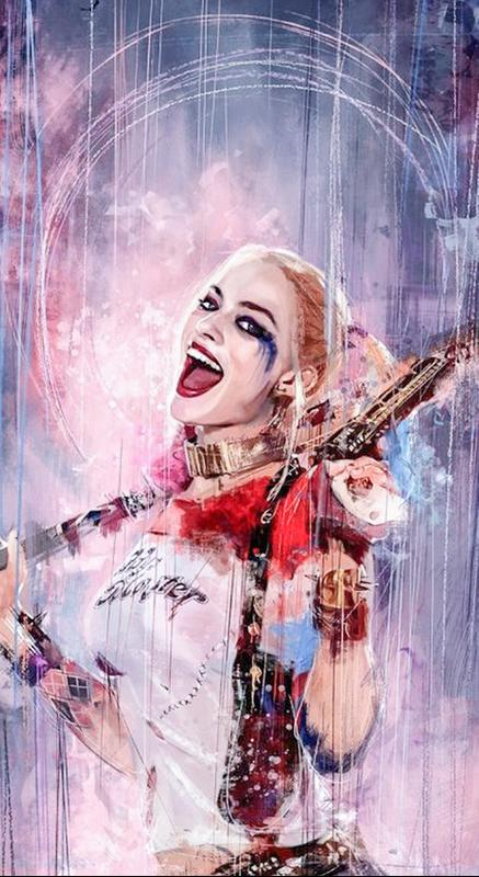 Harley quinn wallpapers hd for android apk download - Harley quinn hd wallpapers for android ...