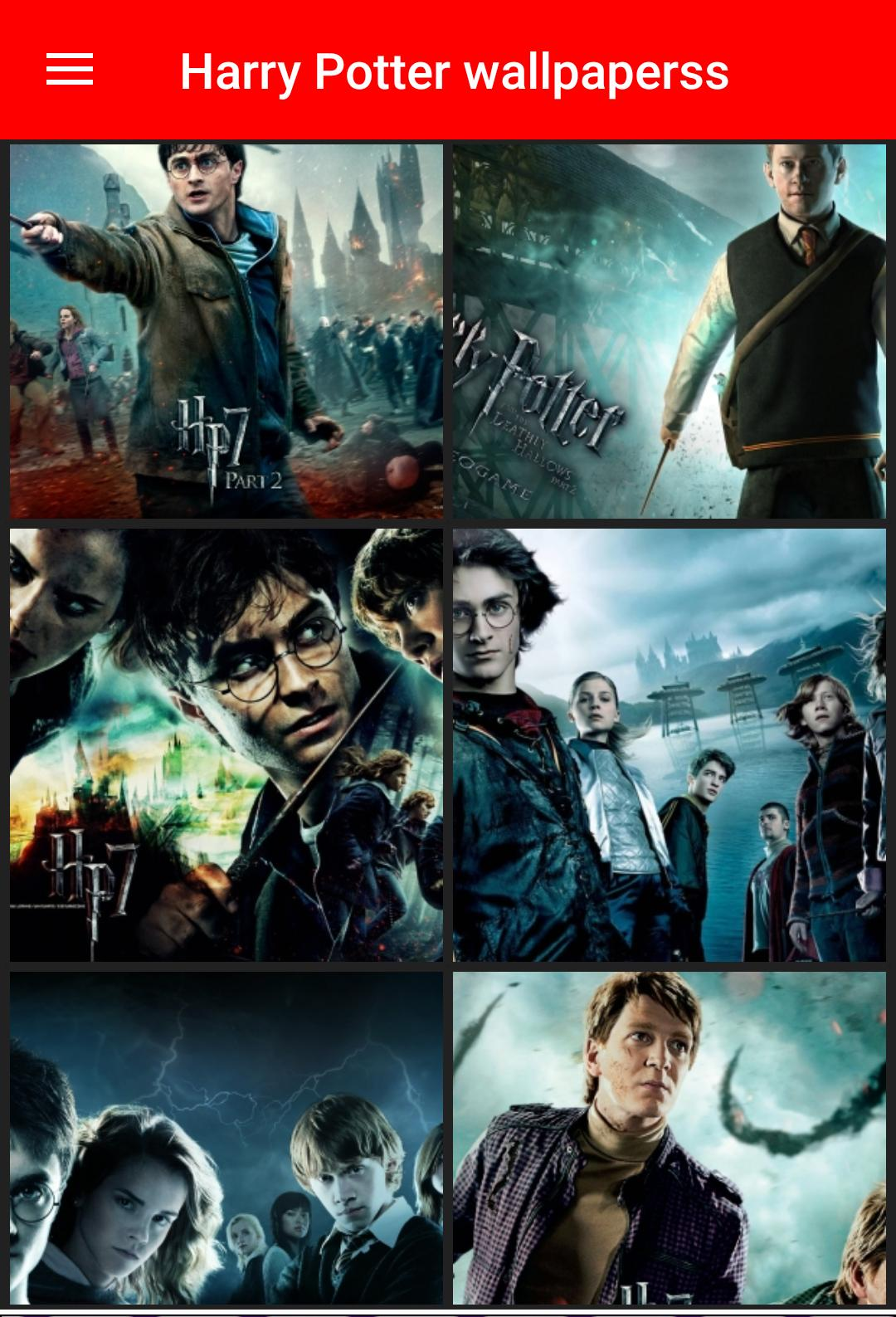 Harry Potter Wallpapers For Android Apk Download