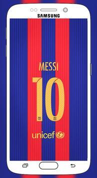 Messi Wallpapers HD screenshot 4