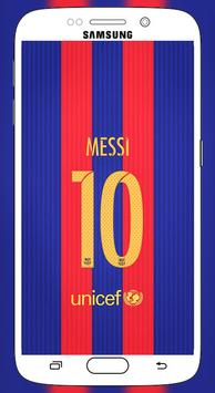 Messi Wallpapers HD screenshot 1