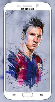 Messi Wallpapers HD screenshot 3