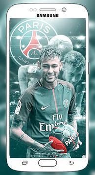 Neymar Jr PSG Wallpapers HD poster